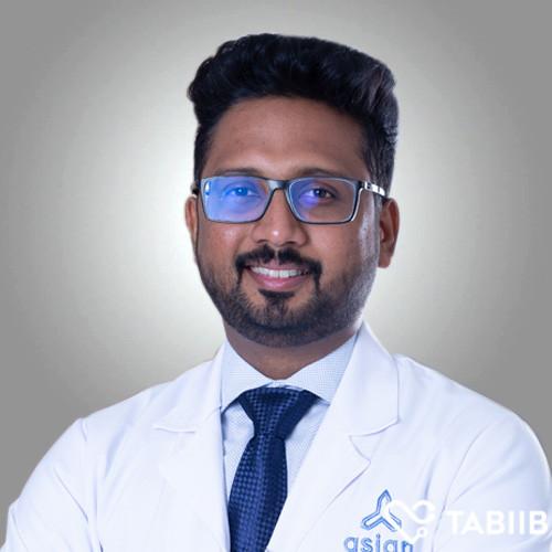 Dr. Nithun Mathai